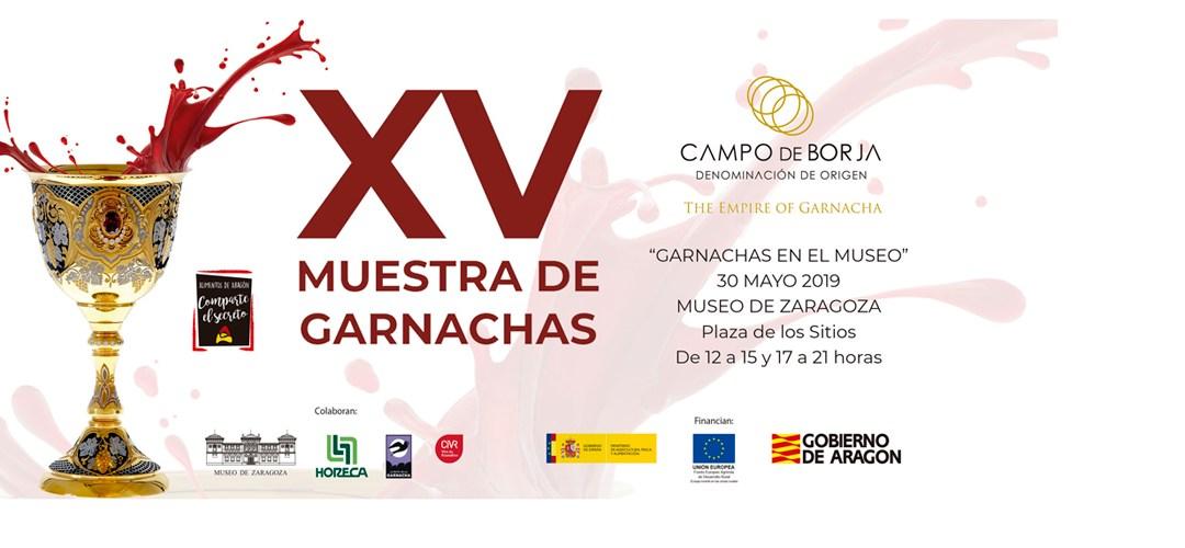 XV MUESTRA DE GARNACHAS