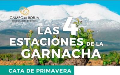 Cata de primavera de vinos de la DOP Campo de Borja