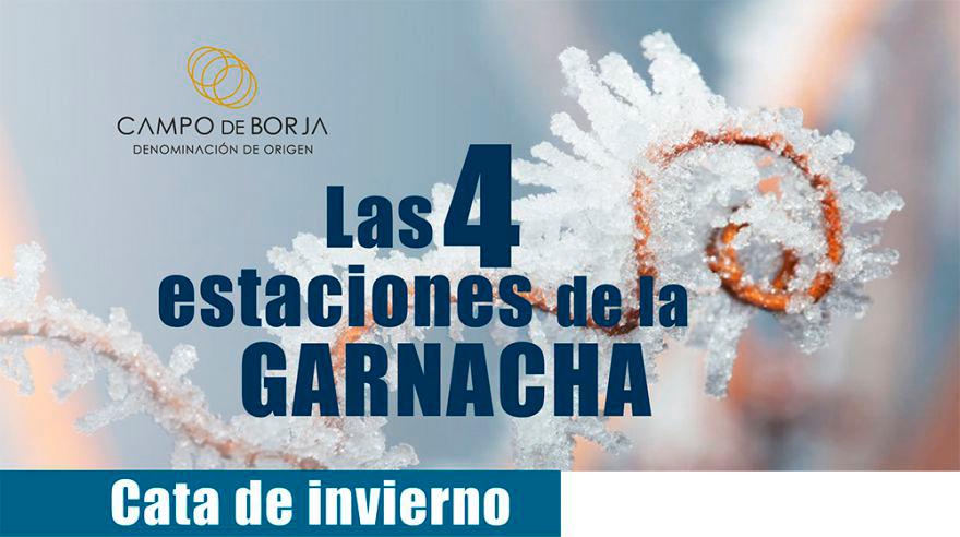 Las 4 estaciones de la Garnacha -Invierno