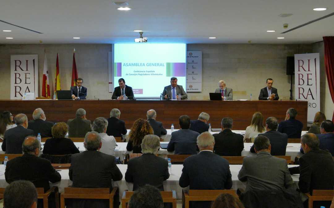 Asamblea general de otoño de Cecrv