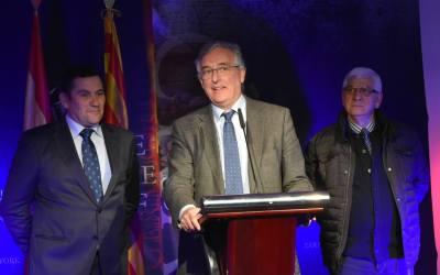 Inauguración de la Bodega Piloto de la DOP Campo de Borja