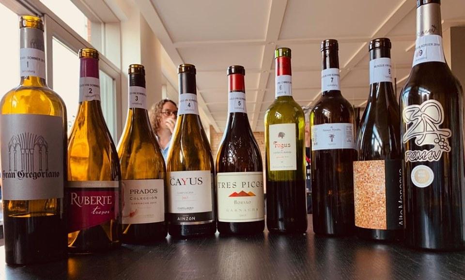 La DOP Campo de Borja presenta sus vinos en Neustadt, Alemania