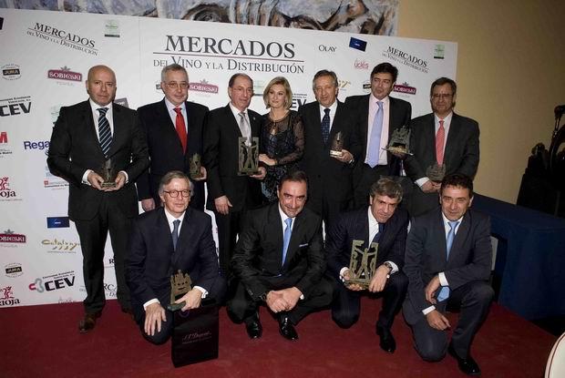 Els guanyadors dels premis MVD