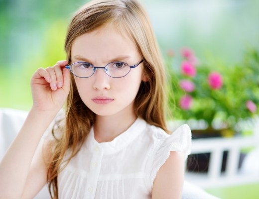myopia progression children