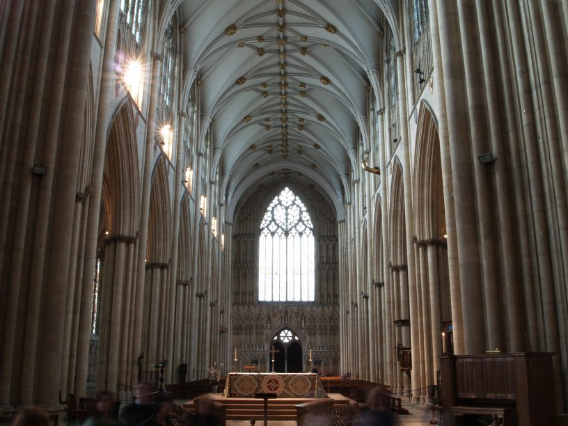 Nave Architecture