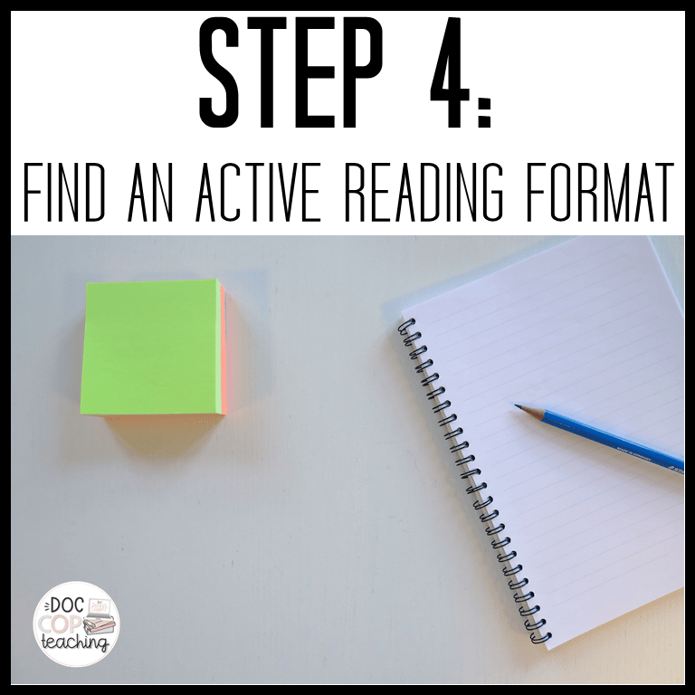 Learn five steps for to help your students improve their close reading skills and annotation strategies.