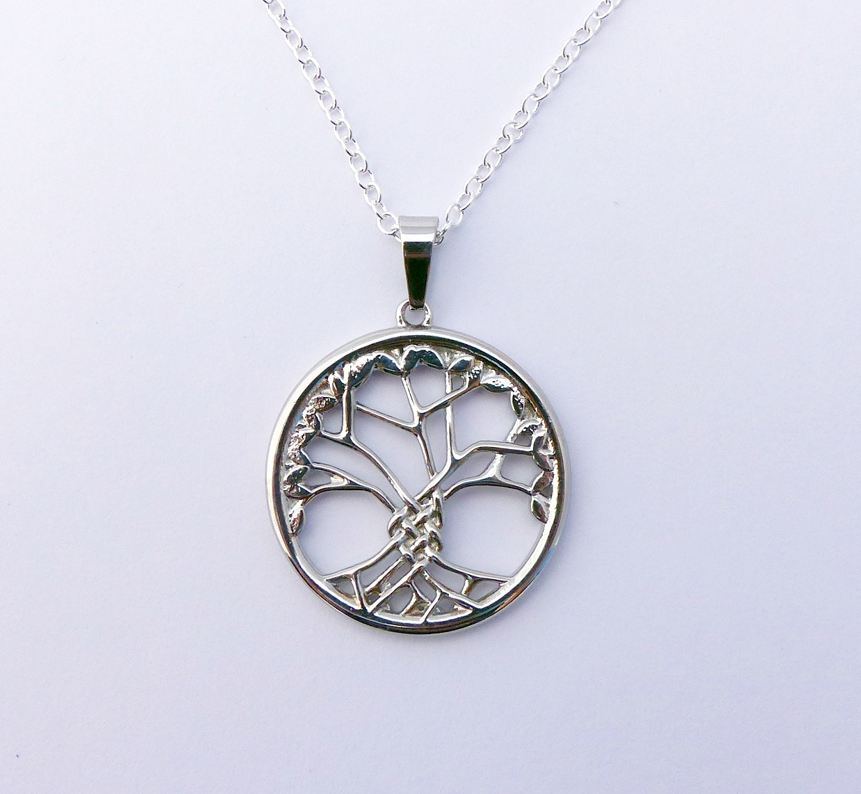 how to make tree of life jewelry