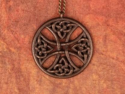 Warrior Cross Pendant