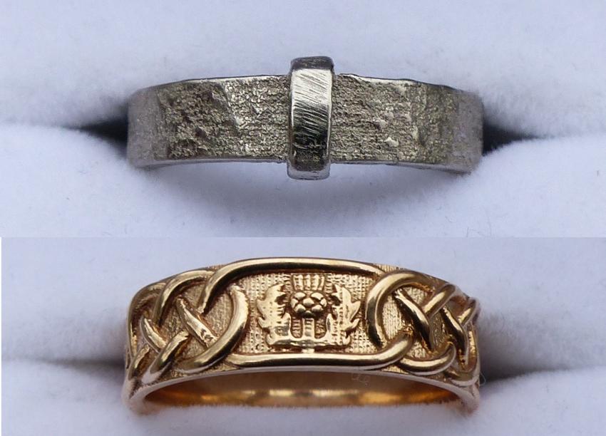 Outlander rings