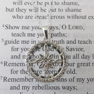 Celtic Compass Necklace