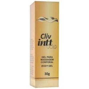CLIV GOLD GEL SUPER ANESTÉSICO ANAL 30G INTT