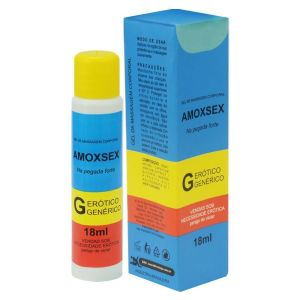GEL COMESTÍVEL HOT ICE AMOXSEX 18ML SECRET LOVE
