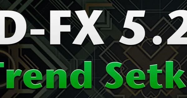 Обновление форекс советника D-FX Trend Setka 5.2 Best