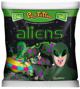 Boavistanse tema extraterrestre para chamar atenção do público.