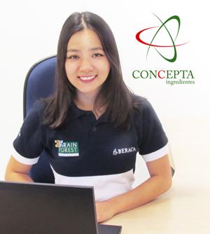 Lilia Kawazoe, da Concepta aposta na customização e personalização de serviços.