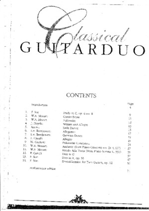 Hirokazu Sato-classical Guitar- Collected Works for Solo