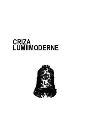 Rene Guenon-Criza Lumii Moderne-Humanitas (2008