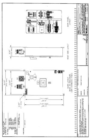 Diagrama Electrico Caterpillar 3406E C10 C12 C15 C16[2