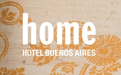 Thanks, HOME HOTEL BUENOS AIRES