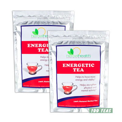 2x Energetic Teas™ | Dr. Gosh