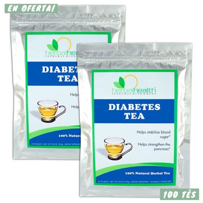 2x Tés Diabetes™ | Dr. Gosh