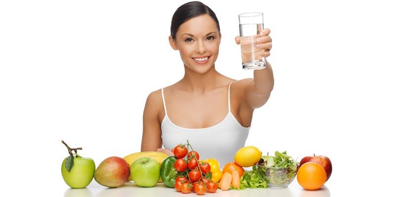 Buena nutrición y buena hidratación