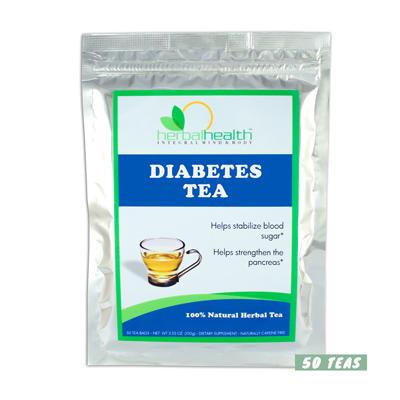 Diabetes Tea™ | Dr. Gosh