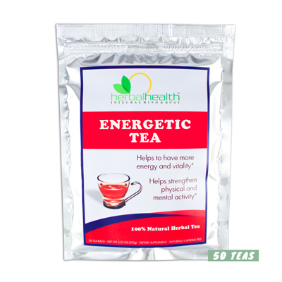 Energetic Tea™ | Dr. Gosh