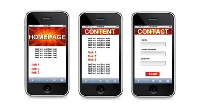 Mobile Website Design Tip – Redirect Code