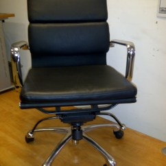 Used Office Chairs Pc Desk And Chair Furniture Docklands London