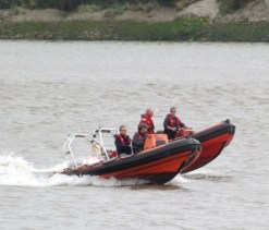 S2S with Sea Cadets on the Thames