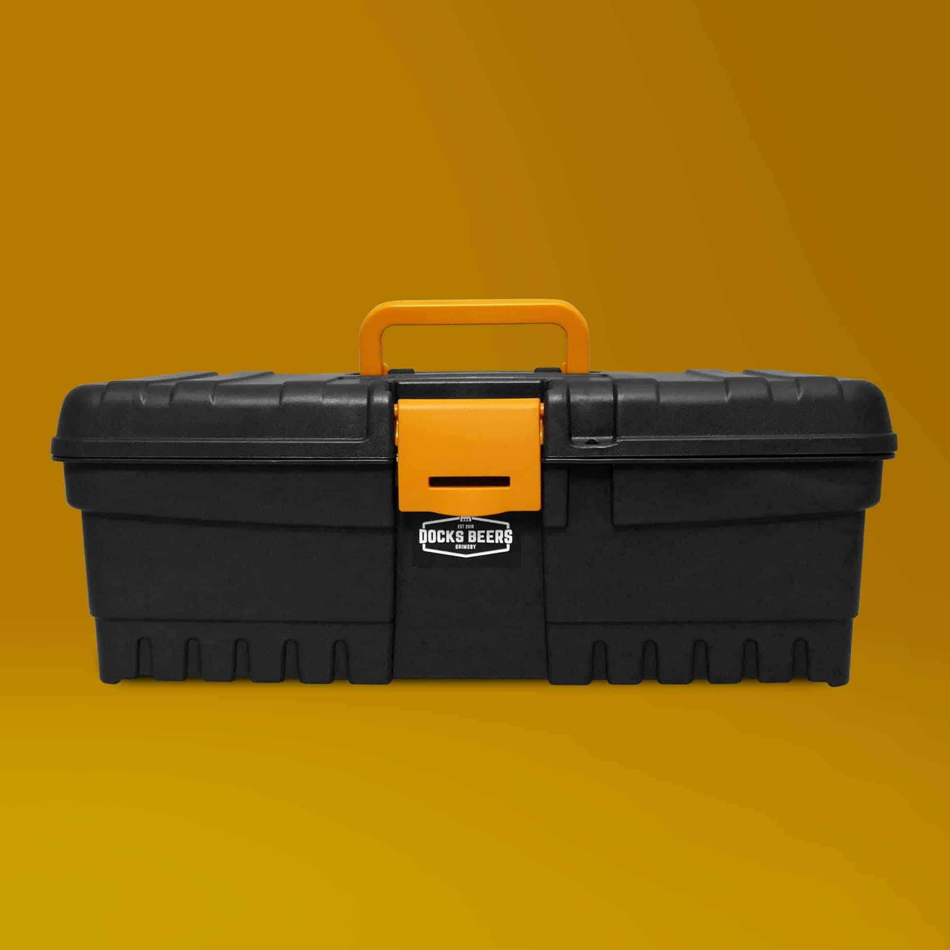 Docks Beers - Craft Beer Toolbox Bundle Gift Set - Products