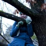 klättrar i träd new coat