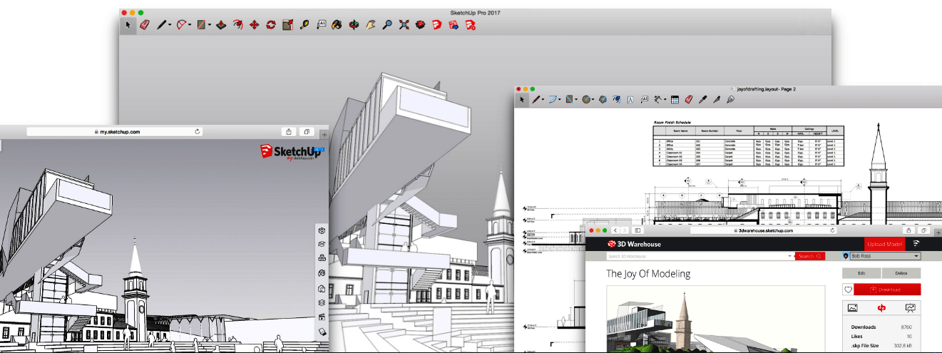 Google Sketchup Pro 2019 Download With Crack Full Version   Dock Softs