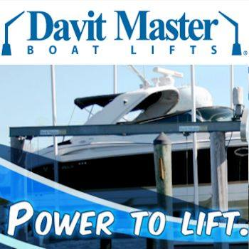 Davit Master Boat Lifts