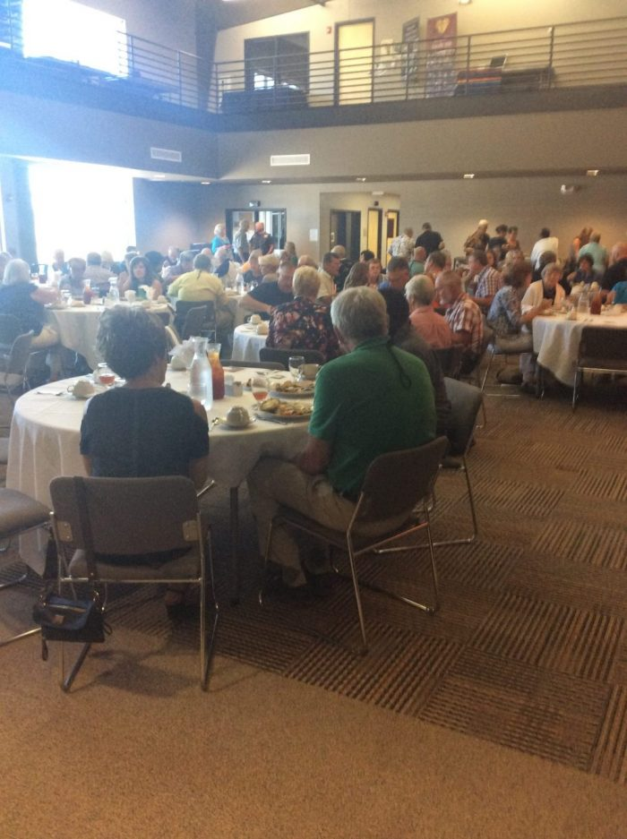 Iowa Yearly Meeting of Friends Churches Banquet