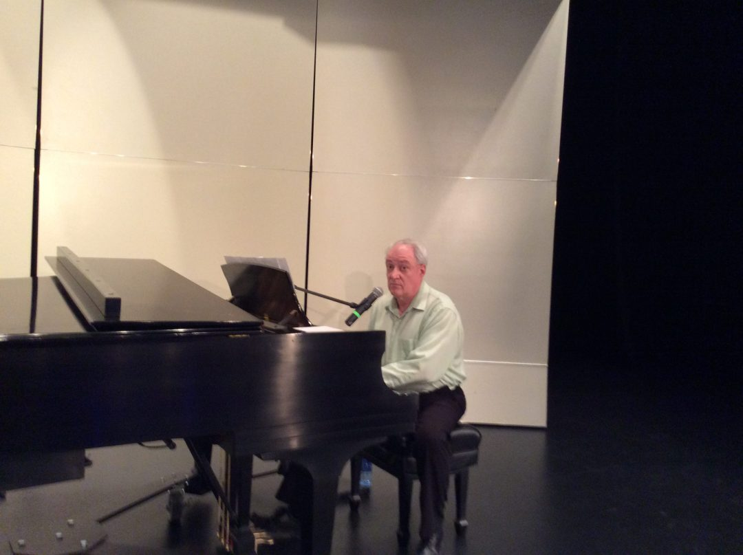 Christmas Performance at the Perry Performance Arts Center in Perry, IA