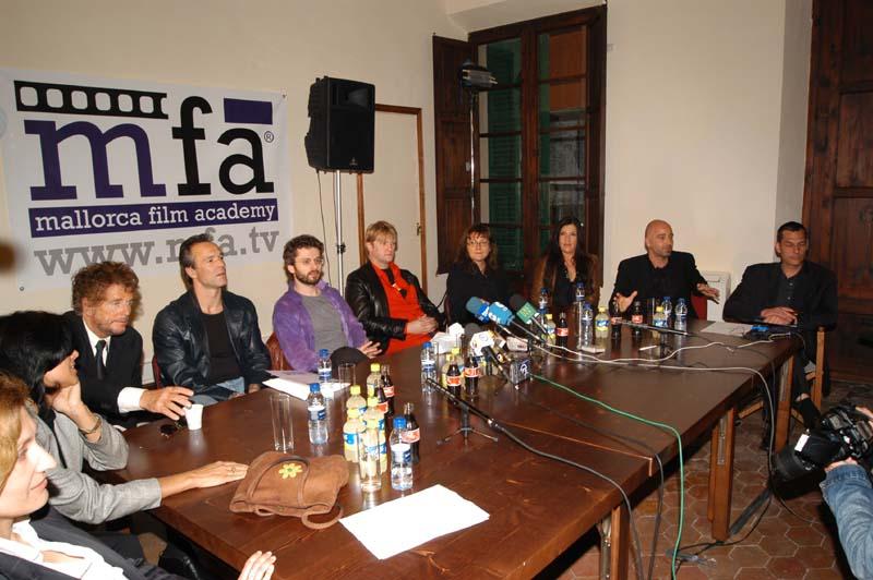 Eröffnung MFA 27. März 2004