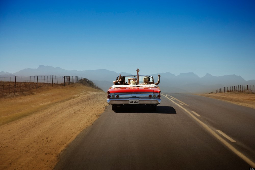 Essentials of A Road Trip (5/5)