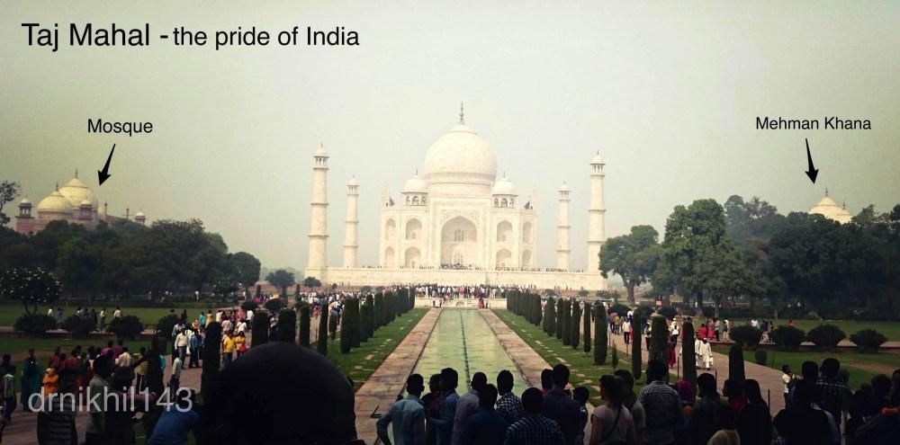 Short trip to Taj Mahal (6/6)