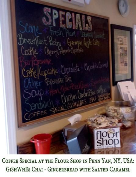 Coffee Shop Special