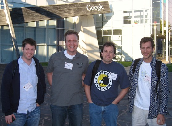 Google Summer of Code Mentor Summit