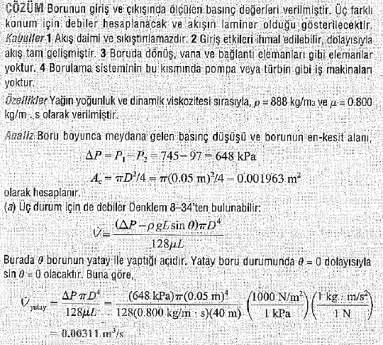 Fluid Mechanics: Fundamentals and Applications, 2nd