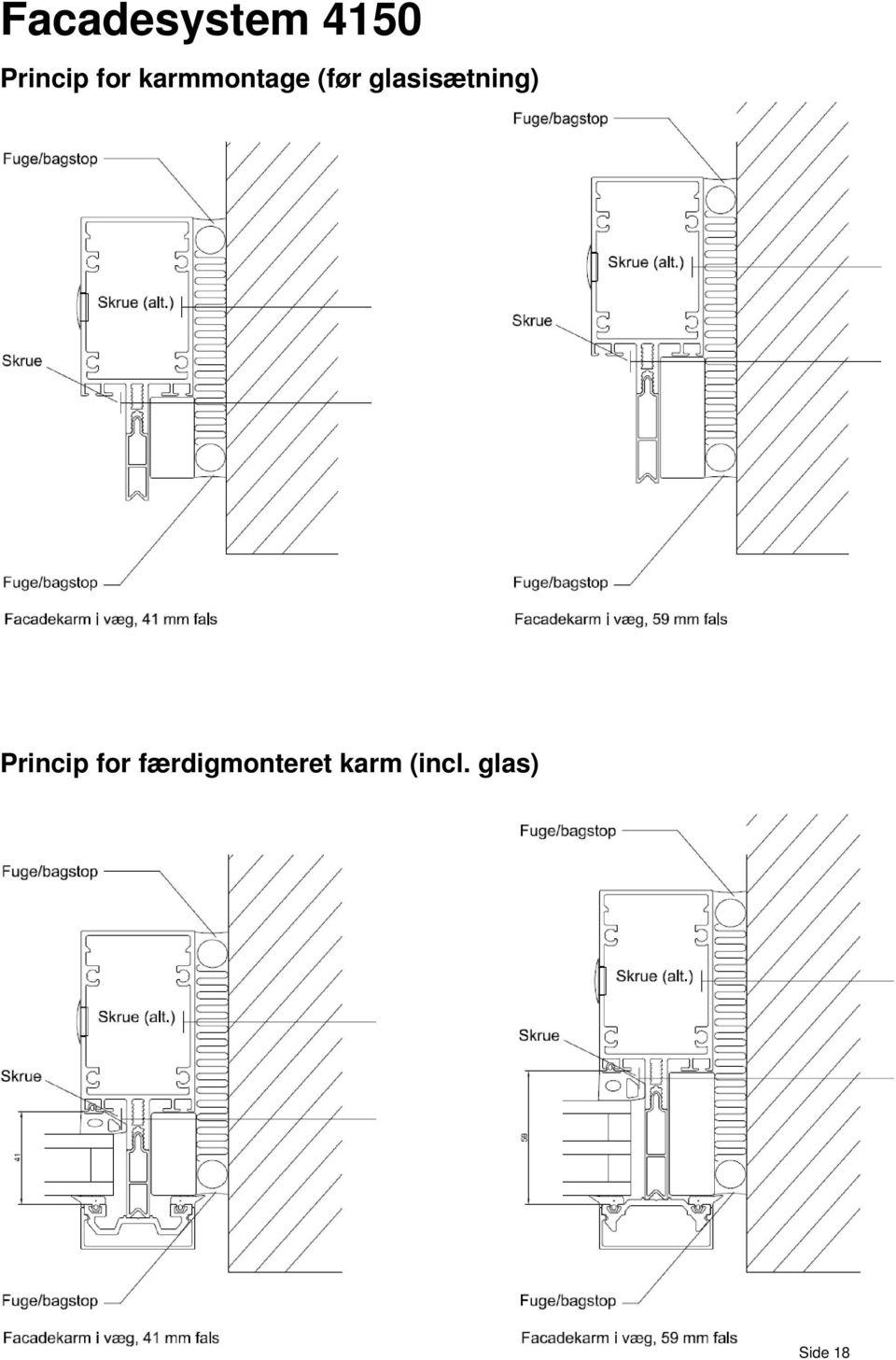 ap facader a/s Industrivej Brønderslev Tlf: Fax: CVR: Side