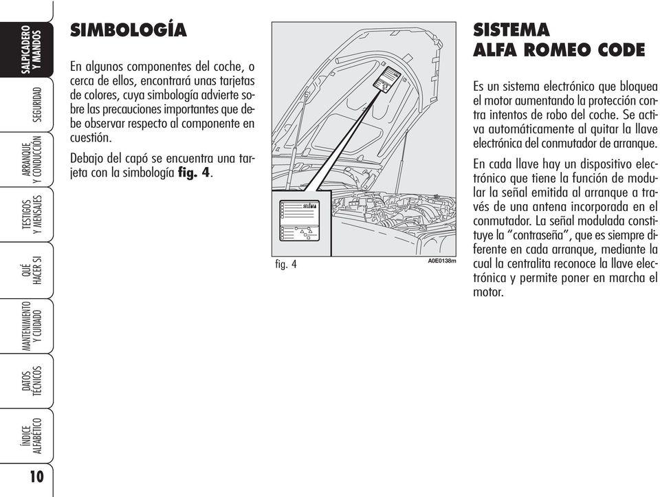 MANUAL DE USO Y MANTENIMIENTO ALFA PDF