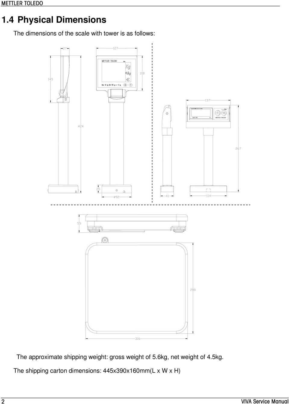 medium resolution of  weight value configuration its contents package names contents page nefton technologies categories mettler toledo ind570 user manual pdf download