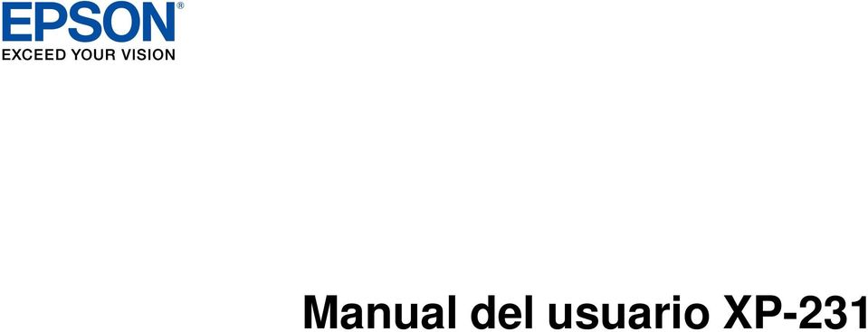 Manual del usuario XP PDF