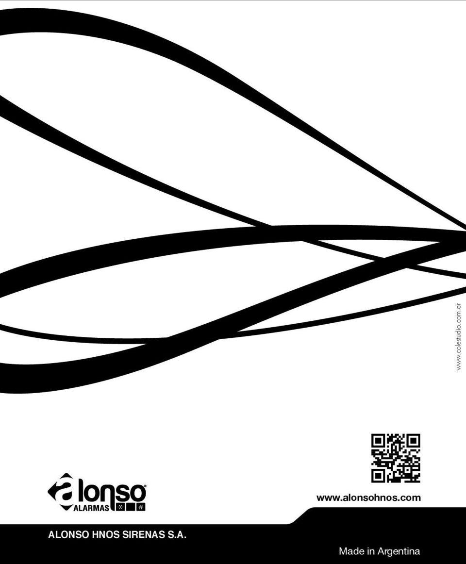 Leer este manual PRIMERO PANEL DE ALARMA. Manual del