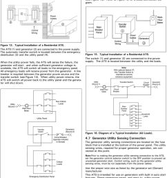 the ats 1 and generator 2 are connected to the power supply 13 o m manual  [ 960 x 1313 Pixel ]