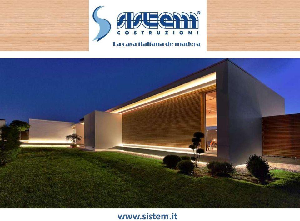 La casa italiana de madera  PDF